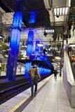 Munich underground - Ubahn Stock Image