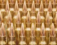 Munición del rifle Imagen de archivo libre de regalías