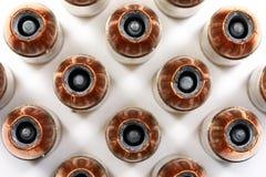 Munición hueco de la punta Imagen de archivo libre de regalías
