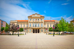Municipal Assembly  in Smederevo, Serbia. Stock Photos