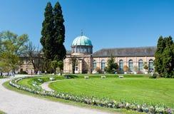 Municipal botanical garden located in Karlsruhe Royalty Free Stock Images