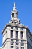 Municipal Building. Top of the Municipal Building in New York City Royalty Free Stock Photography