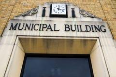 Municipal Building Stock Photo