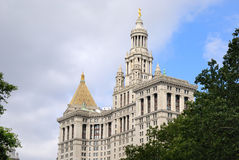 Municipal Building in New York City Stock Photo