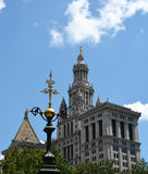The Municipal Building in New York City Stock Images