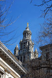The Municipal Building in NYC Royalty Free Stock Photo