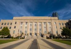 Municipal building in Oklahoma City Stock Photos