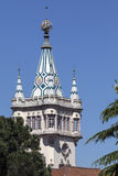 Municipal Building - Sintra - Portugal Stock Images