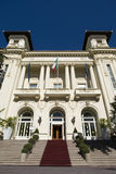 Sanremo Municipal Casino, Italy Stock Photos