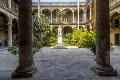 Municipal de Casa de Gobierno y Palacio, Havana Cuba #3 Imagens de Stock