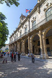 Municipal de Casa de Gobierno y Palacio, Havana Cuba #5 Fotografia de Stock