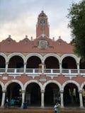 Municipal del palacio Imágenes de archivo libres de regalías