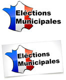 Municipal elections Stock Photos