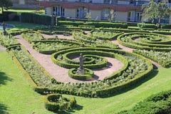 Municipal Gardens, Volvic Stock Image