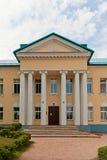 Municipal gymnasium (1915) in Dmitrov kremlin, Russia Stock Image