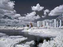 Municipal landscape Royalty Free Stock Image