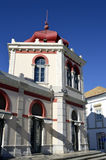 Municipal Market in Querenca, Loule in Portugal Stock Photography