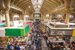 Municipal Market in Sao Paulo. Stock Photo
