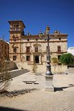 Municipal museum, Antequera, Andalusia, Spain. Royalty Free Stock Photography