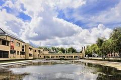 Municipal Museum built by Berlage architect, The Hague, Netherlands Stock Photos