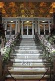 Municipal Theater of Gerona Royalty Free Stock Photos