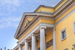Municipal Theatre. Piacenza. Emilia-Romagna. Italy Royalty Free Stock Image