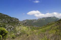 A municipalidade de Cantábria, Liendo imagens de stock royalty free