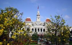 A municipalidade de Saigon Fotografia de Stock Royalty Free