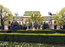 Municipalité d'Iasi photo libre de droits