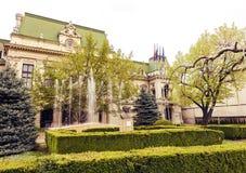 Municipalité d'Iasi image libre de droits