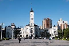 Municipalité de La Plata image libre de droits