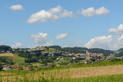 Municipality Peilstein - rural community Austria royalty free stock photo