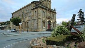 Municipio a Albany Australia stock footage