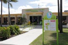 Municipio del Lauderdale-da--mare, Florida fotografia stock libera da diritti
