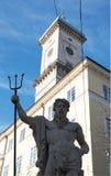 Municipio della Lviv-Città fotografie stock libere da diritti