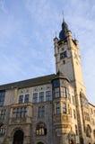 Municipio - Dessau, Germania Fotografia Stock Libera da Diritti