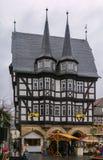Municipio di Alsfeld, Germania Immagine Stock Libera da Diritti