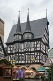 Municipio di Alsfeld, Germania Fotografia Stock Libera da Diritti