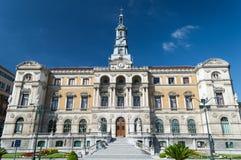 Municipio di Bilbao Fotografia Stock Libera da Diritti