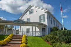 Municipio di Merrimack in Merrimack New Hampshire, U.S.A. fotografia stock libera da diritti
