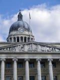 Municipio di Nottingham fotografia stock libera da diritti