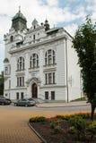 Municipio di Ostrava Slesiana immagini stock