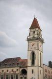 Municipio di Passavia Fotografie Stock Libere da Diritti