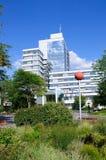 Municipio - Erlangen, Germania Fotografia Stock Libera da Diritti
