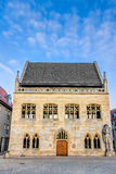 Municipio Halberstadt Fotografie Stock