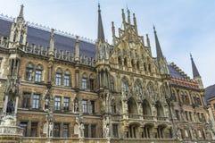 Municipio Monaco di Baviera Immagine Stock Libera da Diritti