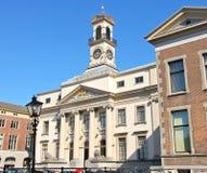Municipio nella città olandese di Dordrecht, Paesi Bassi Immagini Stock Libere da Diritti