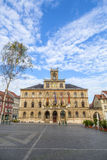 Municipio Weimar in Germania Immagine Stock