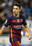 Munir El Haddadi von FC Barcelona Lizenzfreies Stockbild