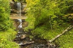 Munising Falls Stock Image